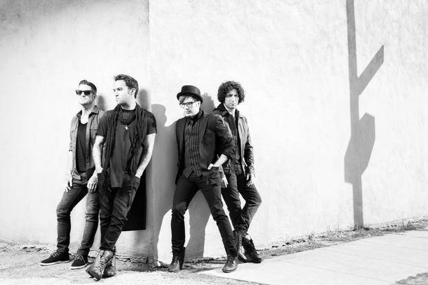 Fall Out Boy Watch Fall Out Boy's Pro Bowl Halftime Performance
