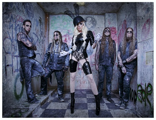 In This Moment In This Moment Announce Tour Dates With Butcher Babies