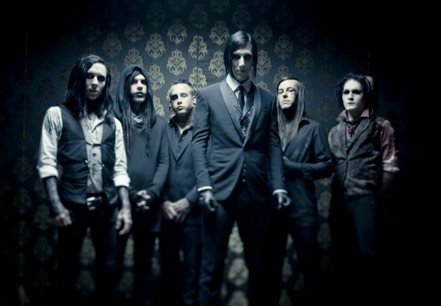"Motionless In White Motionless In White ""Devil's Night"" Live Video"