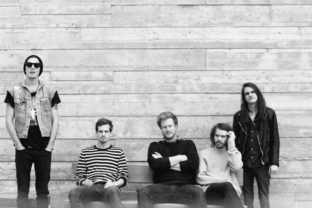 The Maine The Maine, Anberlin Add Lydia To Fall Tour