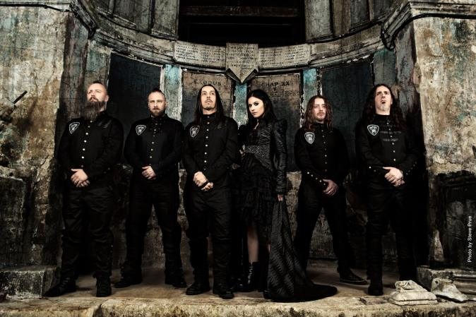 Lacuna Coil Lacuna Coil Nothing Stands in Our Way Music Video