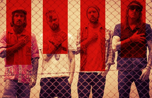 The Used The Used Announce New Album 'Imaginary Enemy'