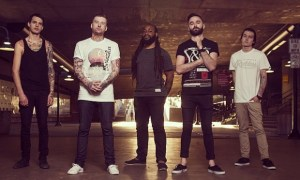 Slaves Announce Tour With Favorite Weapon, Get Scared
