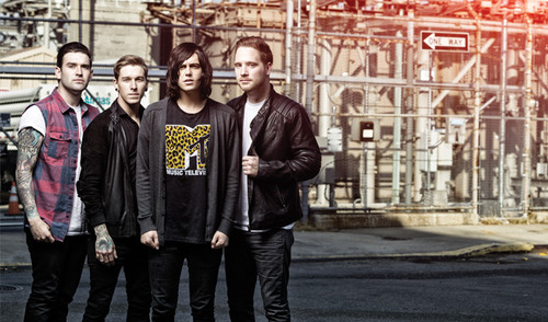 "Sleeping With Sirens Sleeping With Sirens Perform A New Song ""Kick Me"""