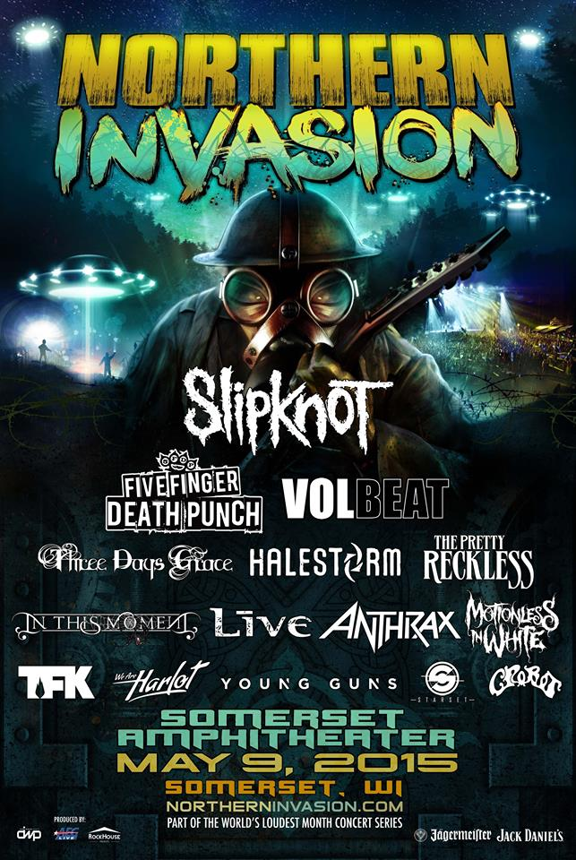 2015 Northern Invasion