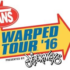 Warped Tour 2016 Lineup Announced