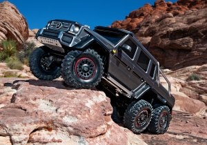 TRX-6 Mercedes-Benz 6x6 Superior 6x6 Design
