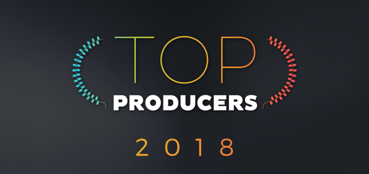 top producers2018