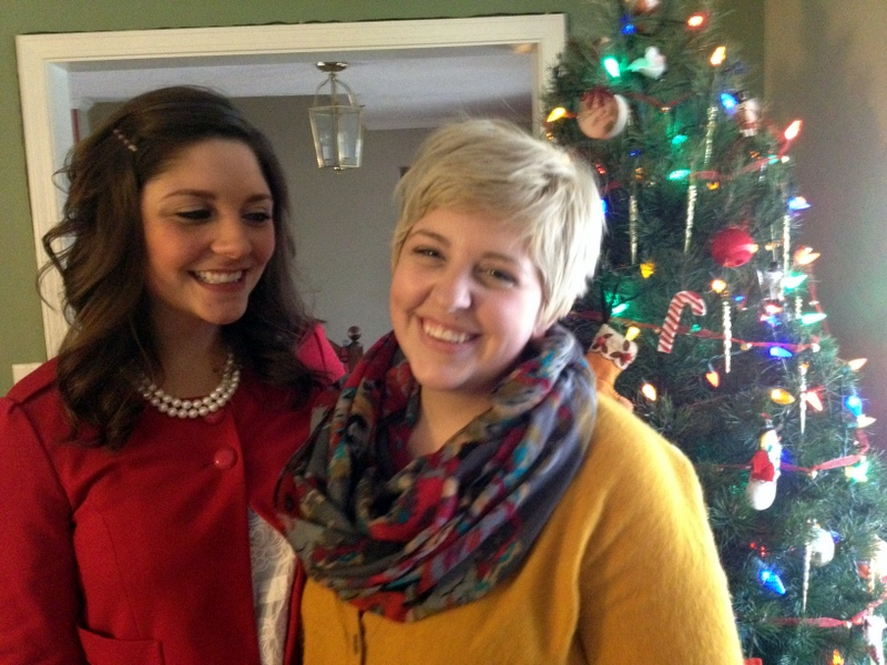 Brenna and Tara 2