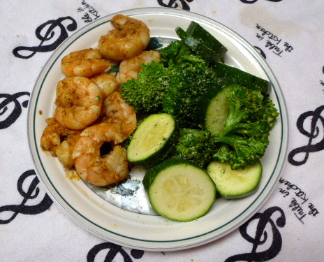 Chili Lime Garlic Shrimp