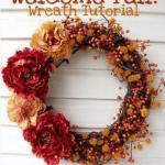 pinterest wreath tutorial