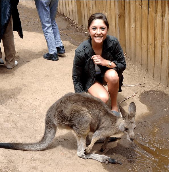 australia cruise kangaroo