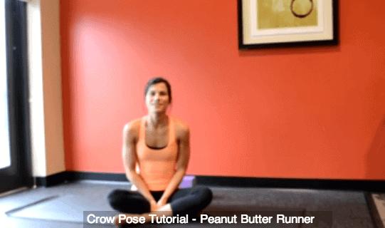 jen peanut butter runner yoga