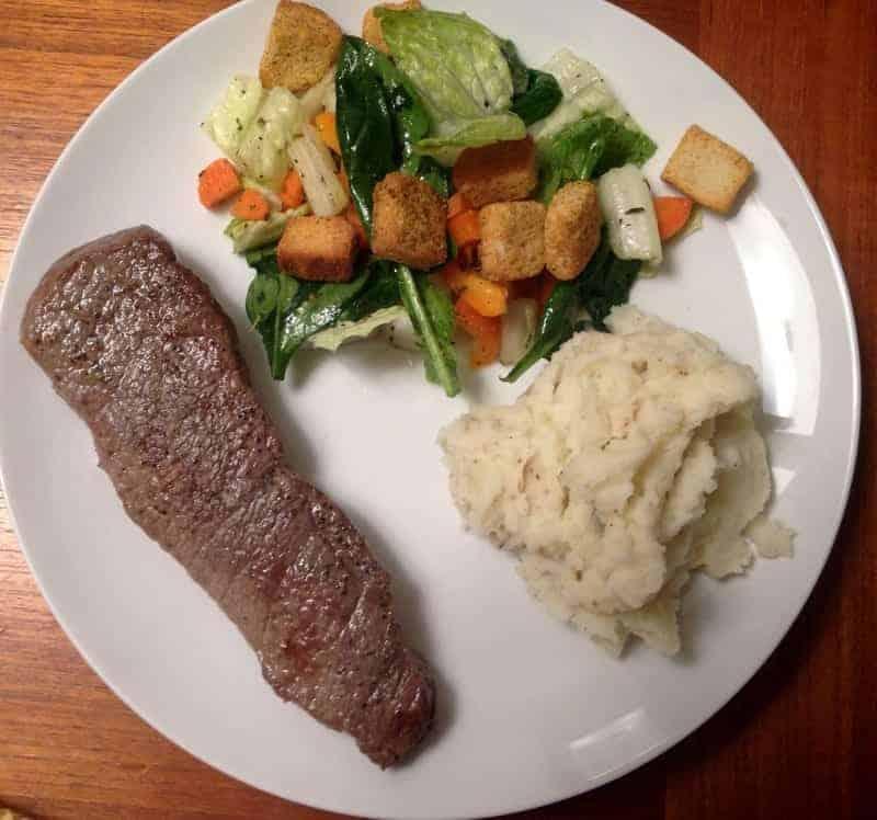 steak for Brian