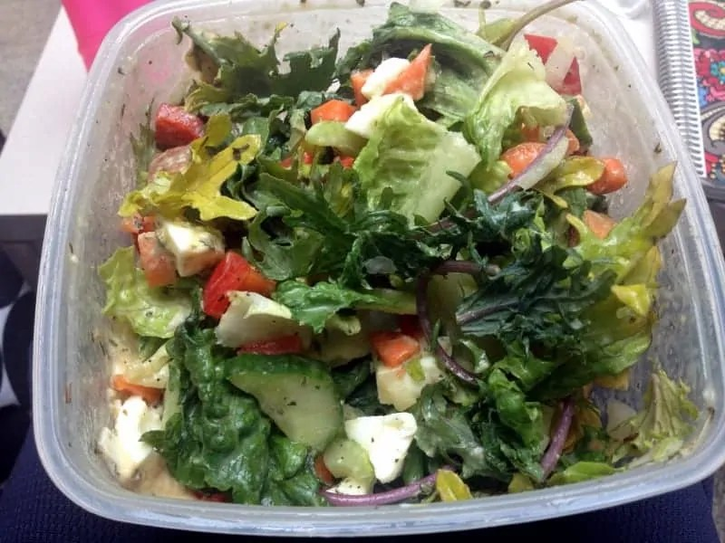 lunch salad