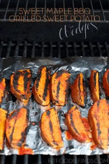 sweet potato wedges fit foodie finds