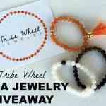 Tribe Wheel Yoga Bracelets {Giveaway!}