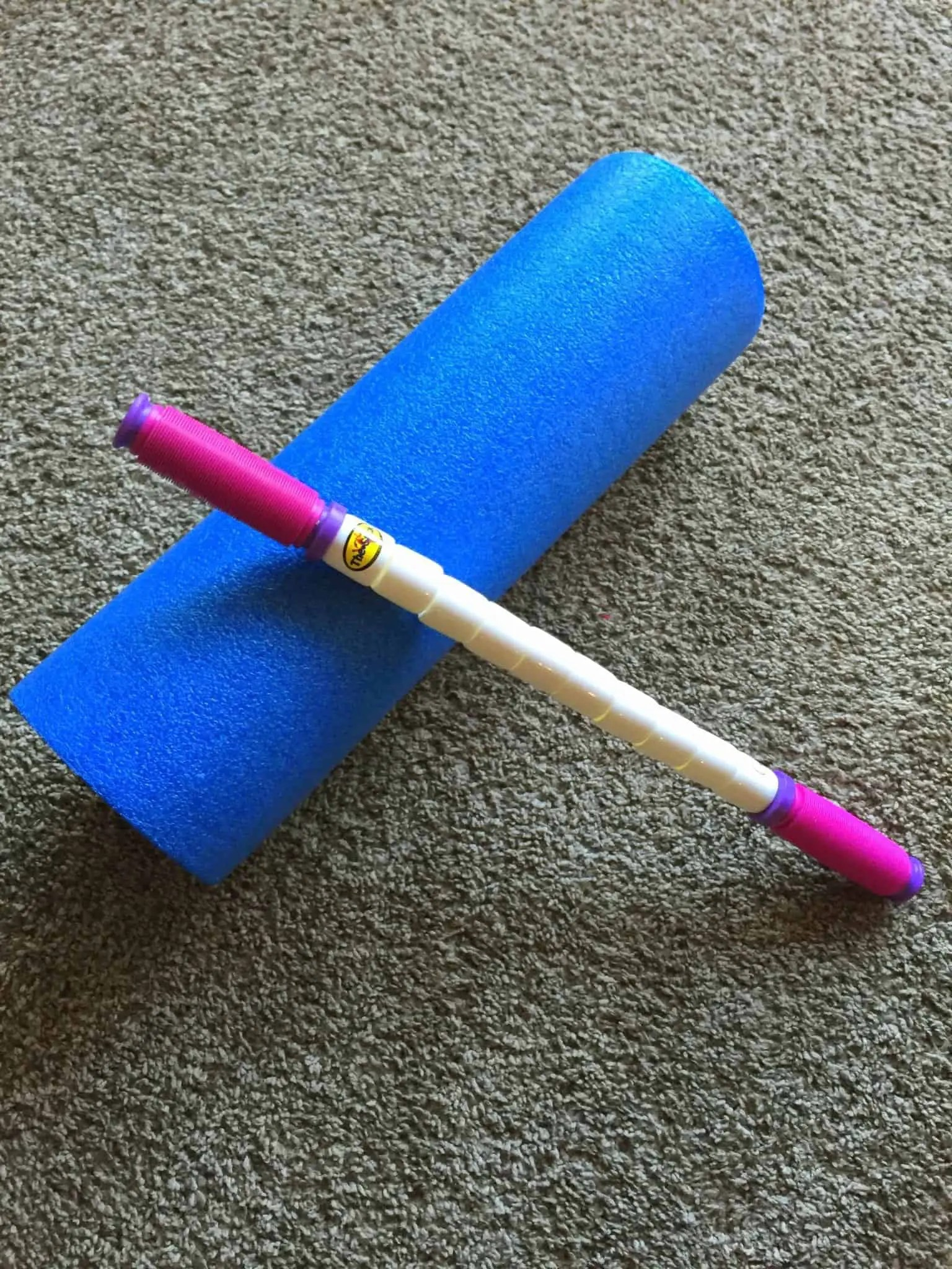 Foam Rolling and The Stick