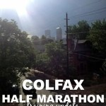 Colfax Half Marathon Training Update:  Week 5 (and 6)