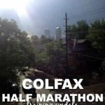 Colfax Half Marathon Training Update:  Weeks 7 and 8