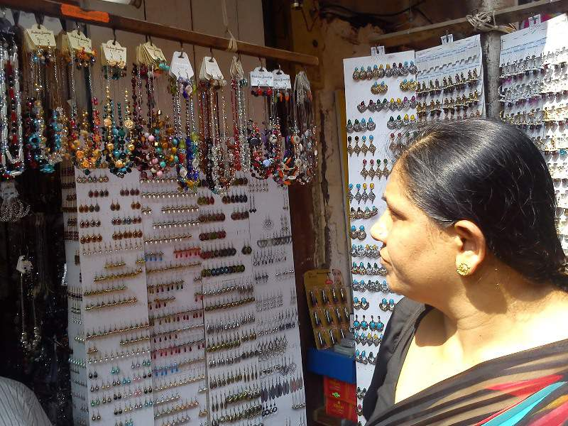 tulsi baug pune jewellery shopping
