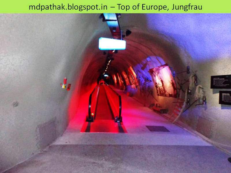 Alpine sensationTop of Europe Jungfrau