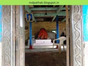 hanuman temple at foot of kothaligad 1