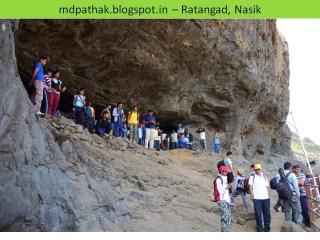 caves on fort ratangad