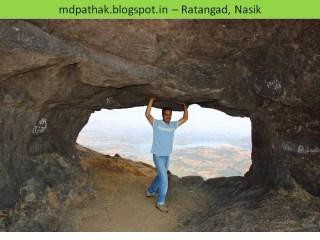 needle hole point fort ratangad