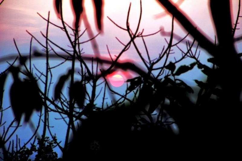 sunset gorakhgad