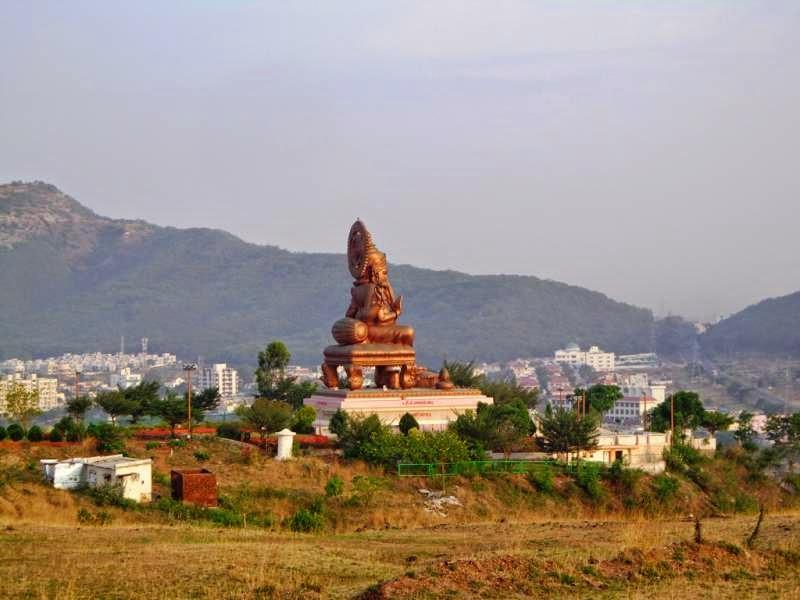 birla ganesh from ghorawadeshwar
