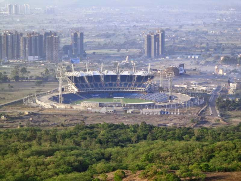 subrato roy cricket stadium view from ghorawadeshwar