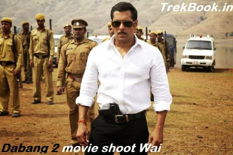 dabangg 2 movie shoot Wai