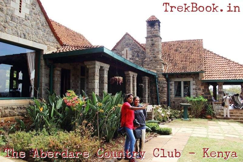 the aberdare country club beautiful ambiance