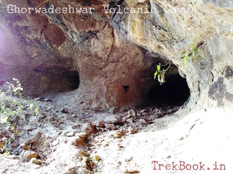 Ghorwadeshwar erosion of volcanic