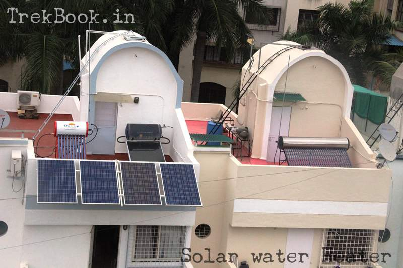 Solar water heater 100 200 liters comparision