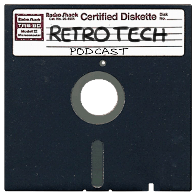 Portada Retrotech Podcast