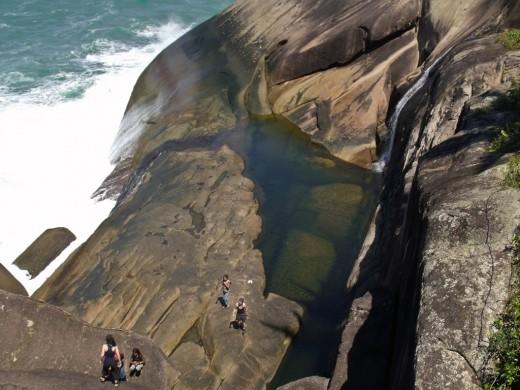 Cachoeira do Saco Bravo, Paraty