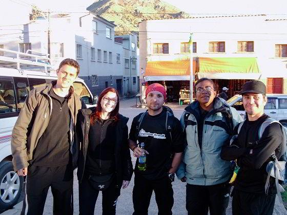Piá Ventura e Trekking Brasil