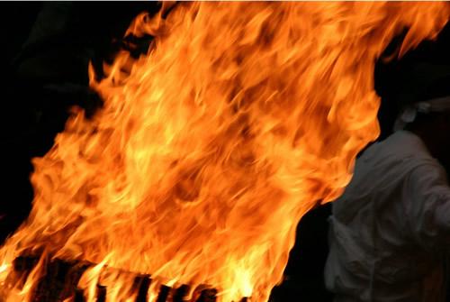 那智の火祭