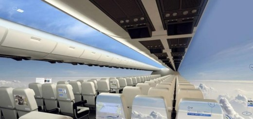 Would You Fly in a Windowless Plane