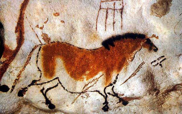 Cave Paintings and Spirit Noises