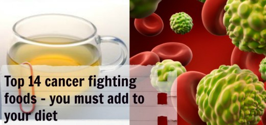 Top 14 cancer fighting foods - you must add to your diet