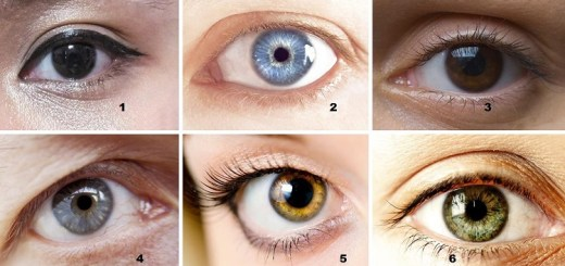 Do you know what your eye color says about your personality