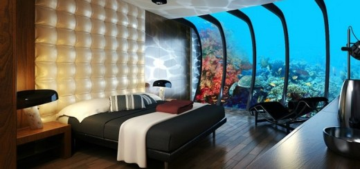 8 Awesome and amazing underwater hotels