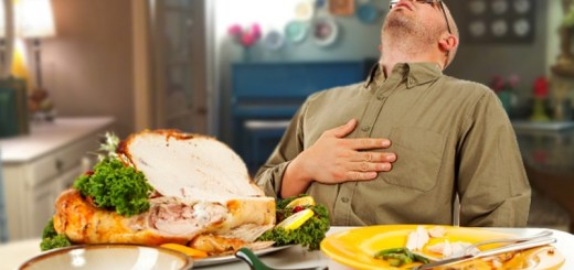 Avoid overeating - Easy hacks to healthy eating on Thanksgiving