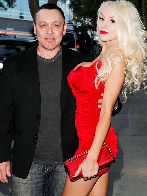 Courtney Stodden - Doug Hutchinson