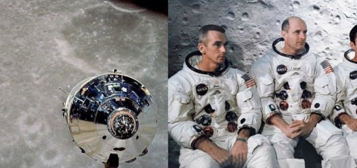 Mysterious music from Moon!! Apollo 10 astronauts heard it from the dark side of the moon!!