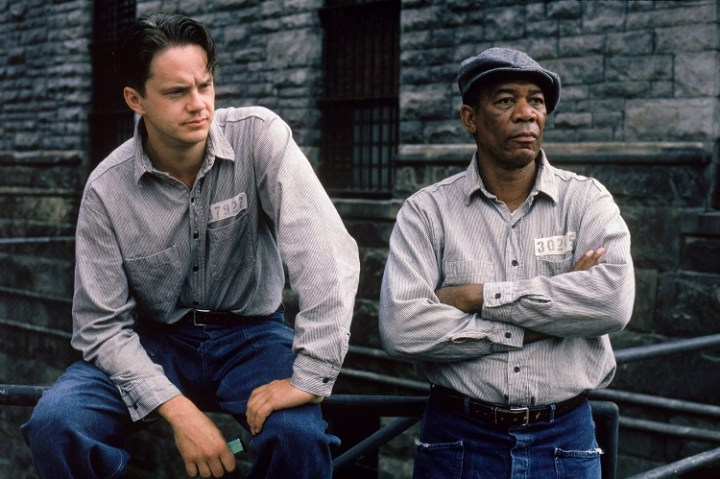 The Shawshank Redemption(1994)