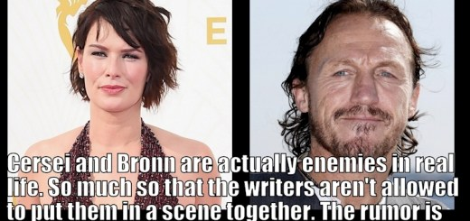 11 Facts about the Game of Thrones cast members that we bet you won't know